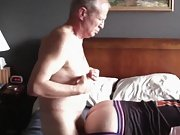 Grandpa wants my ass