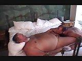 Trepada Delicia com Dois Ursões Machos