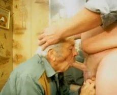 Velho Gay Fazendo Boquete Gostoso