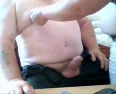 Maduro Branquelo Sendo Masturbado por Racha