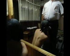 Meu Vizinho Maduro Levando uma Chupada