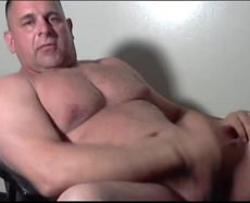 Bissexual Gostosão Batendo Punheta pra Vocês