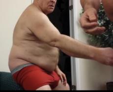 Gordo Ativo Foi Filmado Fodendo Amigo