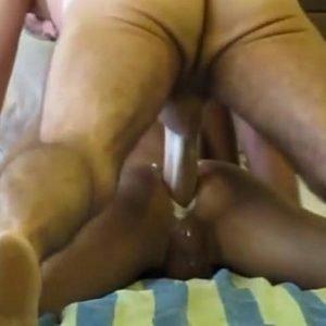 Foda Estilo Cine Pornô com Boy Acrobata