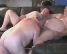 Gordos Gays Que Gostam de Suruba
