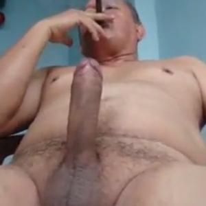 Luiz Borracheiro Mostrando seu Dote Duro